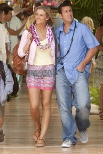 Brooklyn Decker in Just Go With It movie (Grand Wailea